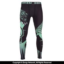 "Dokebi ""Jungle"" Grappling Spats"